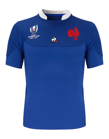 Adult France Home Jersey RWC 2019