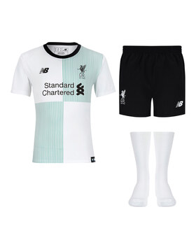 Kids Liverpool 17/18 Away Kit