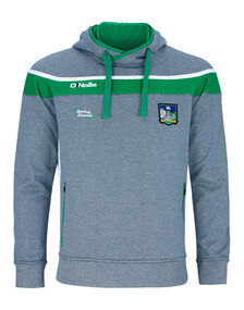 Mens Limerick Slaney Fleece Hoody
