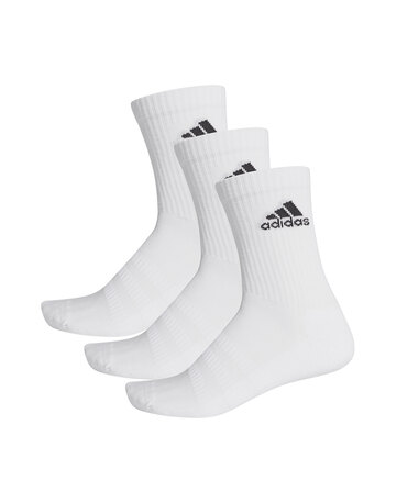 Adult Cush Crew 3 Pack socks