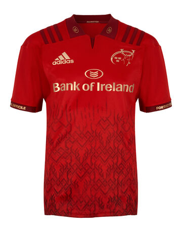 Adult Munster Home Jersey 2018/19