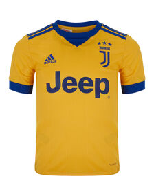 Kids Juventus 17/18 Away Jersey
