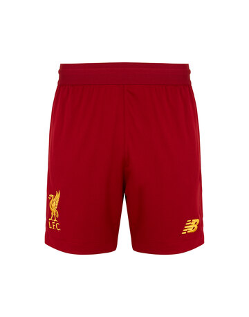 b9816a375 Kids Liverpool 19 20 Home Shorts ...