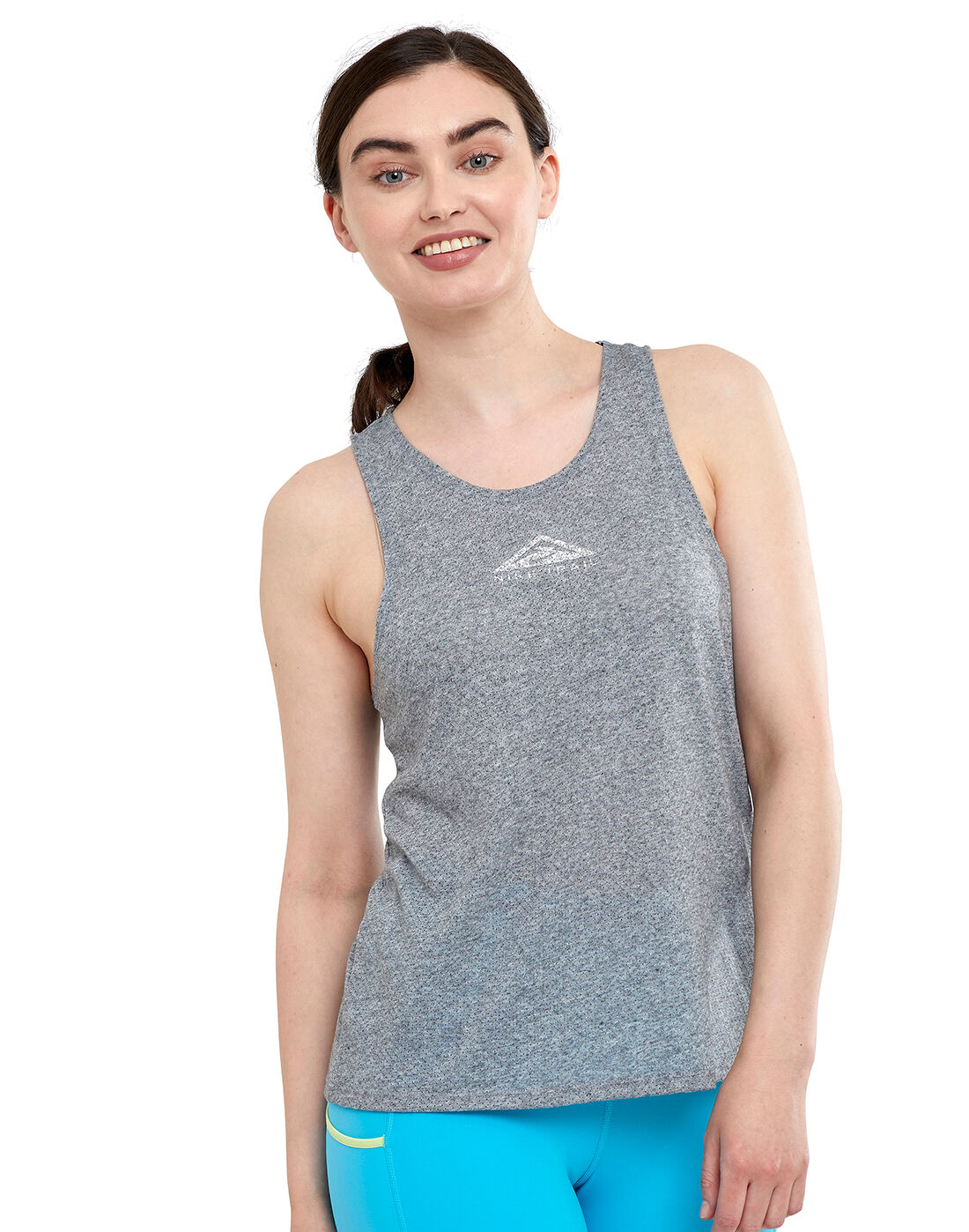Nike Womens Trail Sleek Tank Top - Grey   adidas gazelle bleu ...