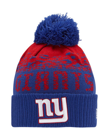 Mens NY Giants Woolie
