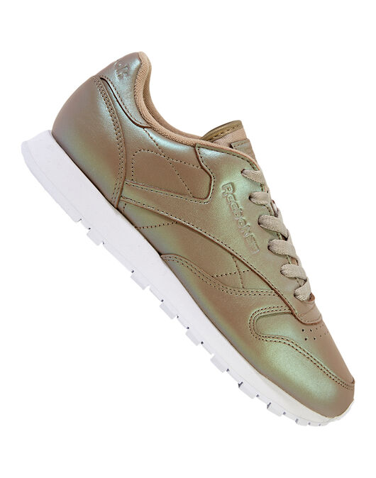 Womens Classic Leather