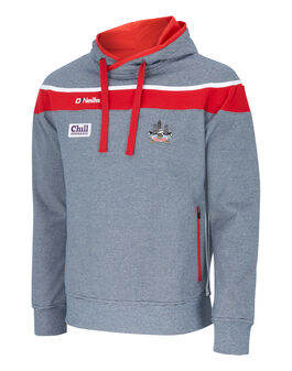Mens Cork Slaney Fleece Hoody