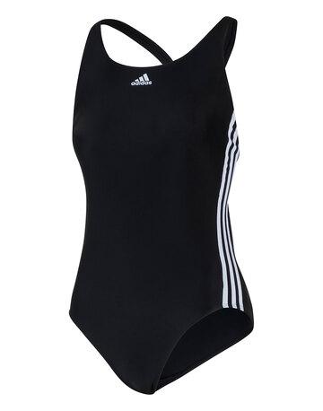 Womens 3 Stripe Swimsuit