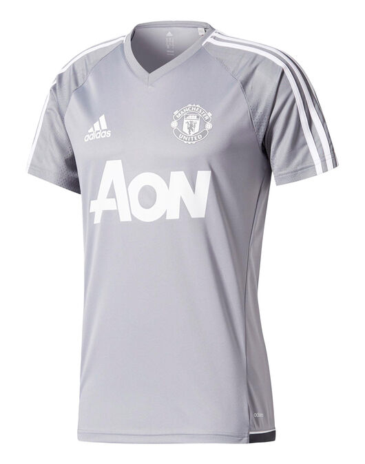 Adult Man Utd 17/18 Training Jersey