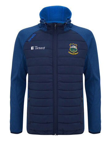 Mens Tipperary Portland Full Zip Hooded Jacket