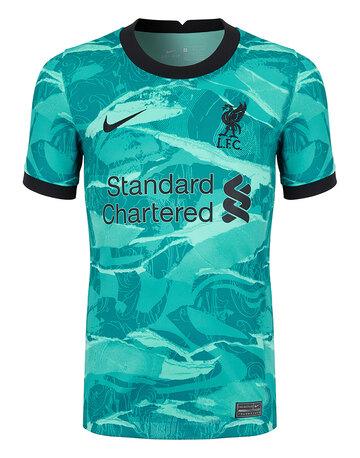 Kids Liverpool 20/21 Away Jersey