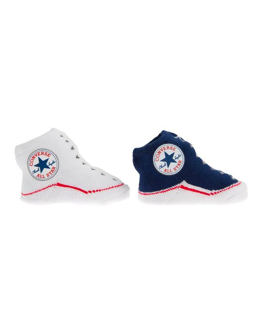 Infant Boys Chuck Taylor Knit Booties