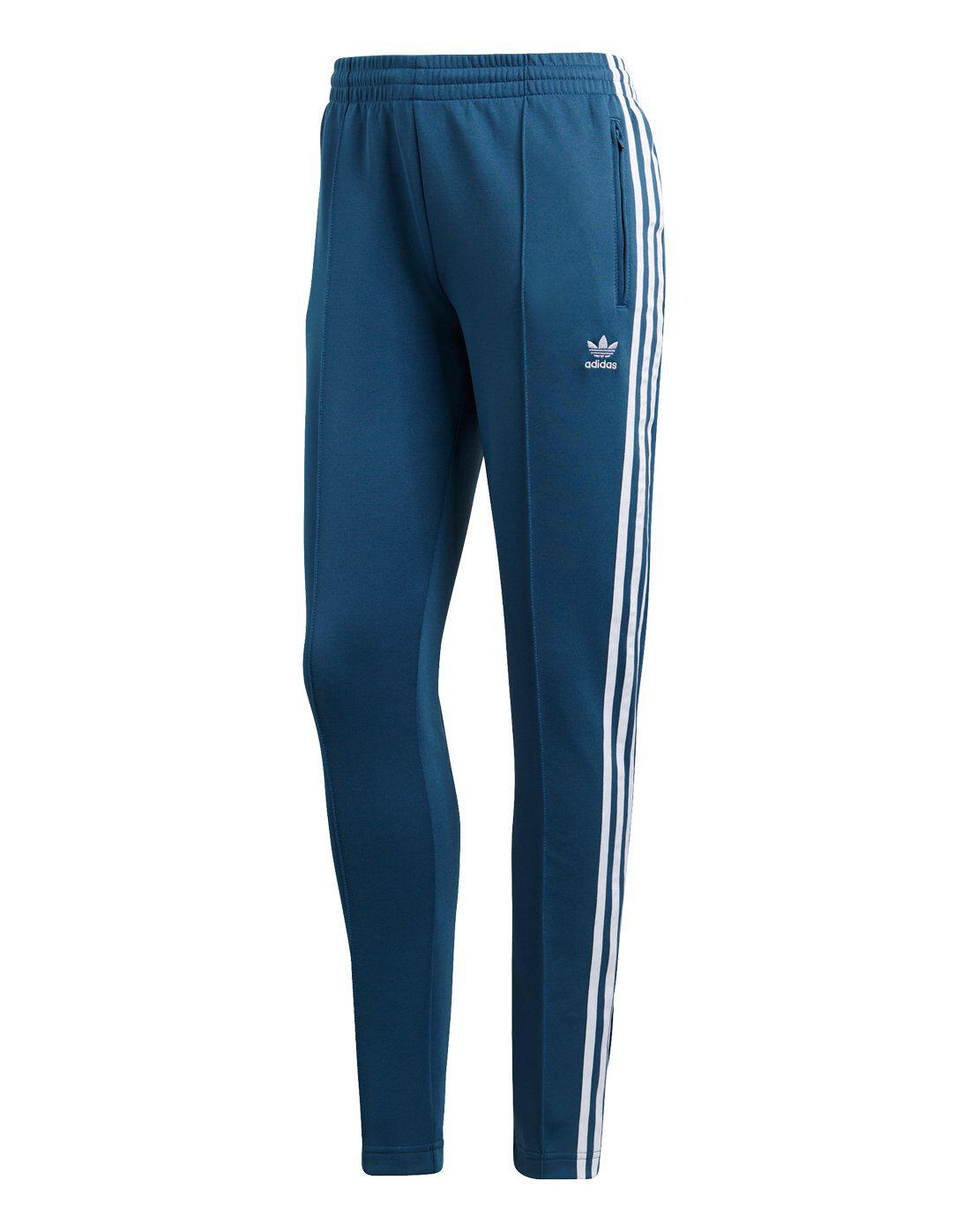 Women's Navy adidas Originals Superstar Track pants | Life