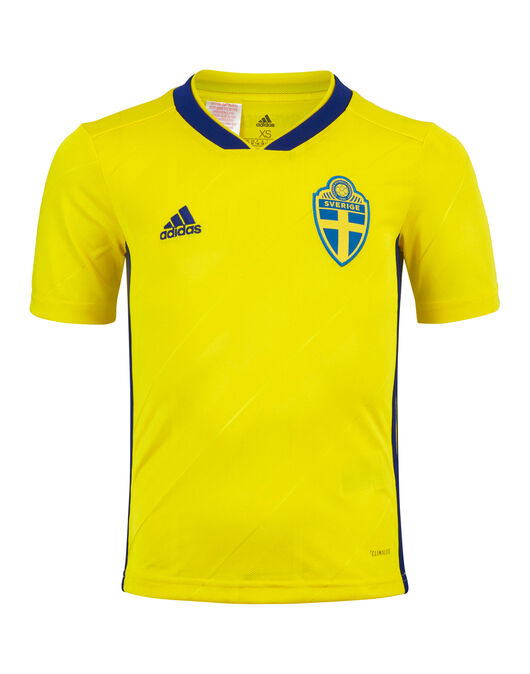 buy online ed83f ecb51 adidas Kids Sweden WC 2018 Home Jersey
