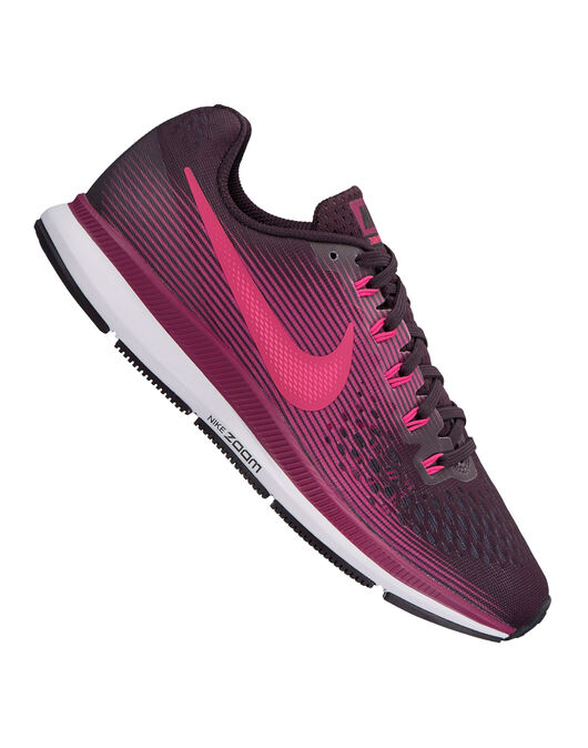 brand new 4ddee c1a9a Nike Womens Air Zoom Pegasus 34 | Pink | Life Style Sports