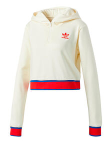 Womens Embroidered Hoody