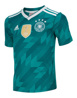 Kids Germany WC18 Away Jersey