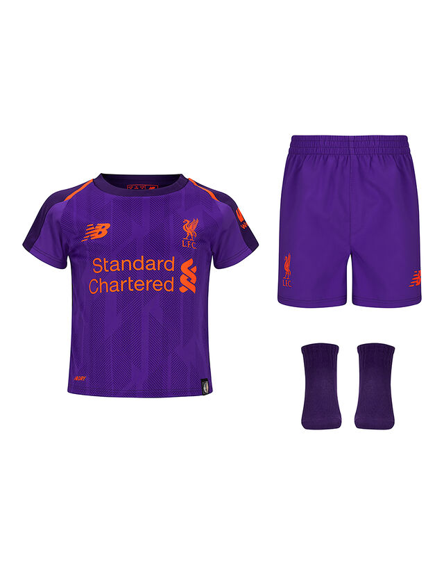 Infants Liverpool Away 18/19 Kit