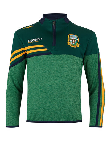 Kids Meath Nevis Squad Half Zip Top