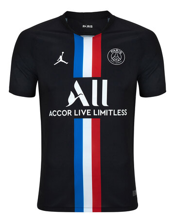 Mens PSG 4th Jersey