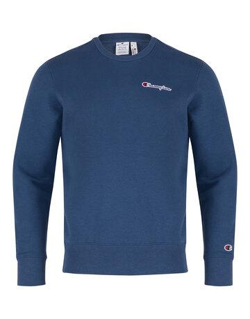 Mens Rochester Fleece Crew Neck Sweatshirt