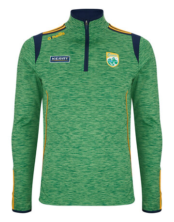 Mens Kerry Solar Half Zip Top