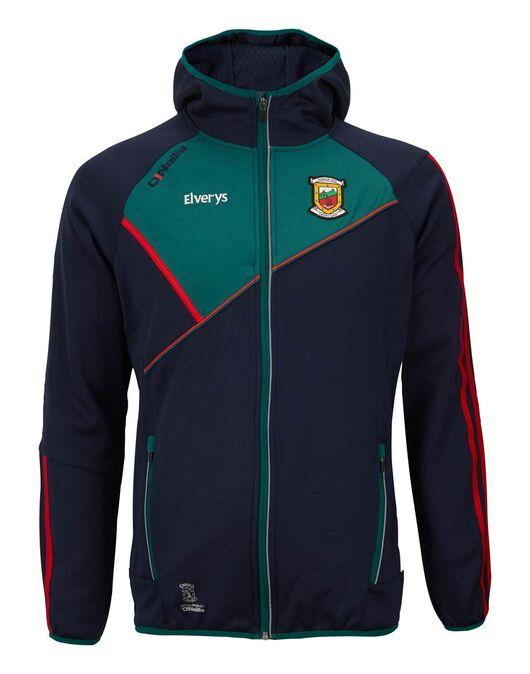 Mens Mayo Conall Embossed Jacket
