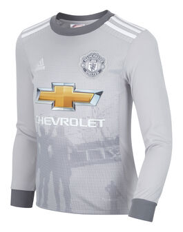 Kids Man Utd 17/18 Third Jersey