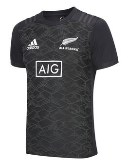 Mens All Blacks Performance Tee