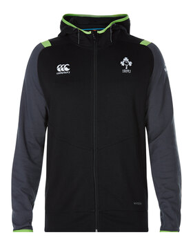 Mens Ireland Full Zip Hoody 2017/18