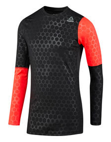 Mens Hexawarm Compression Top