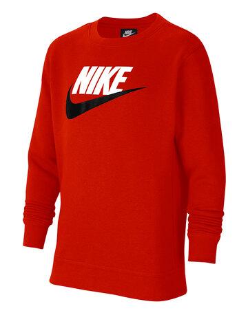 Older Boys Club Crewneck Sweatshirt