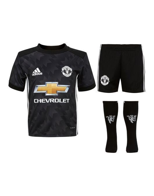 Infants Man Utd 17/18 Away Kit