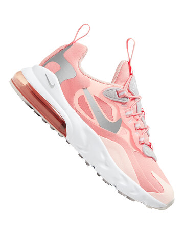 Younger Girls Air Max 270 React