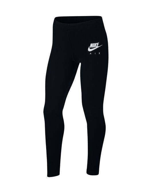 733bc4845f9bd Girl's Black Nike Air Leggings | Life Style Sports