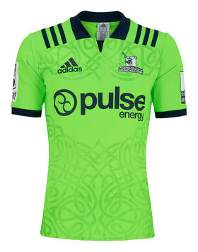 Adults Highlanders Away Jersey 18/19