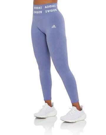 Womens Aeroknit 7/8 Leggings
