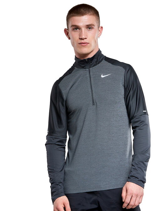 Mens DriFit Element Half Zip Top