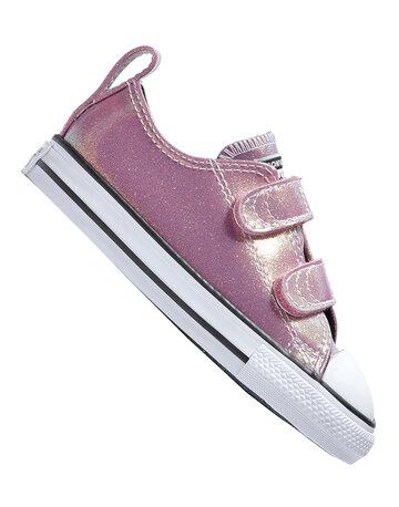 Infant Girls  Chuck Taylor All Star 2V Iridescent Glitter
