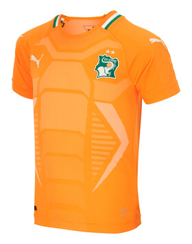 Kids Ivory Coast Home Jersey