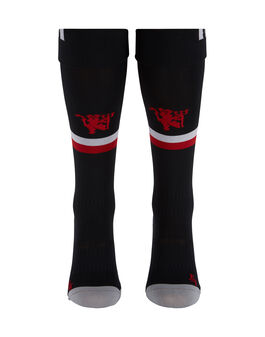 Adult Man Utd 17/18 Home Sock
