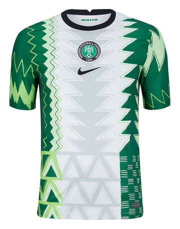 Adult Nigeria Home Jersey