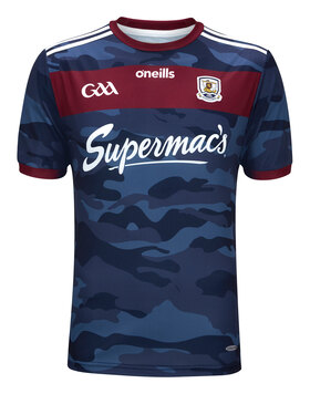Adult Galway Mens Away Jersey 2018