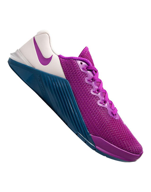 Nike Womens Metcon 5 - Purple - 7