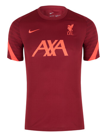 Adult Liverpool 21/22 Strike T-Shirt