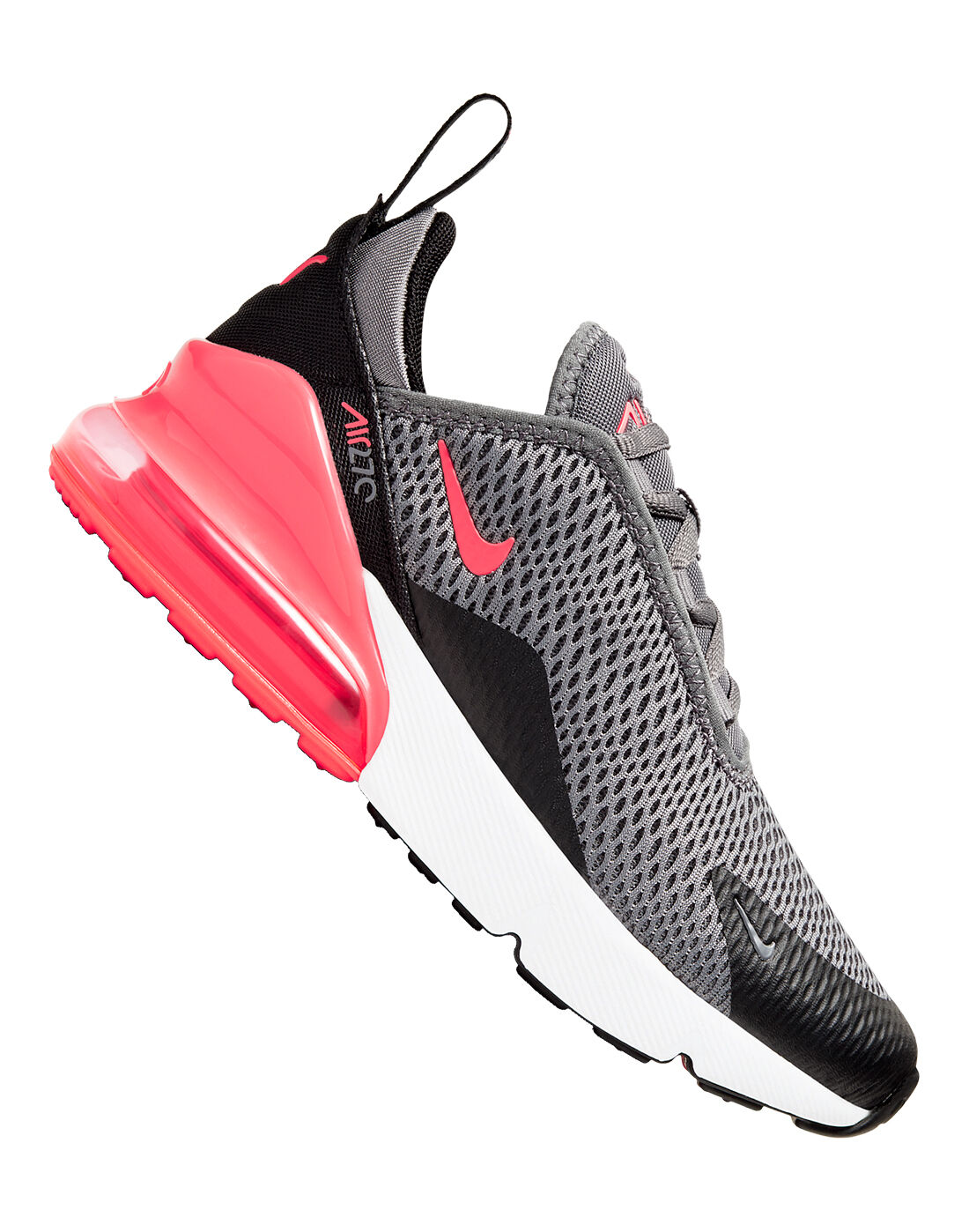Nike Younger Girls Air Max 270 - Grey