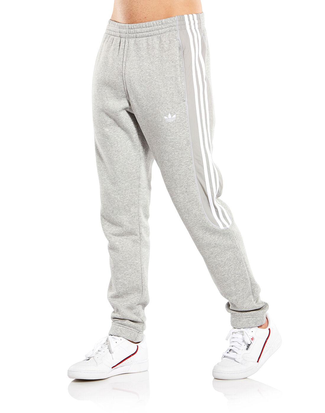 Grey adidas Originals Radkin Pants