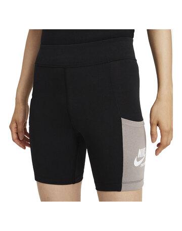 Womens Heritage Bike Shorts