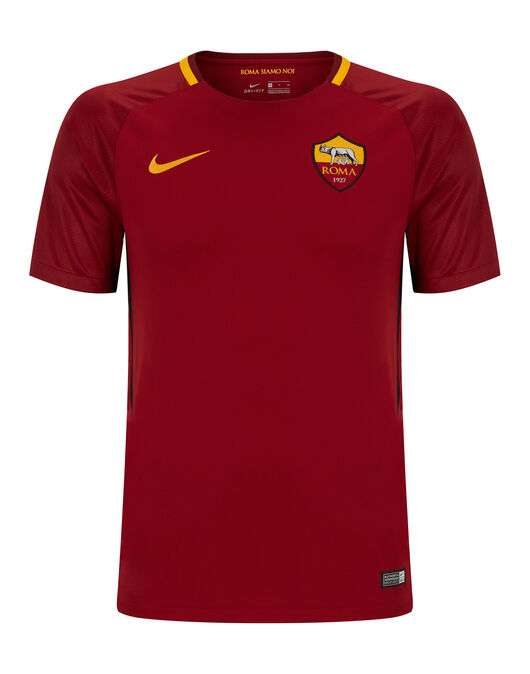 Adult Roma 17/18 Home Jersey