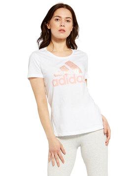 Womens Linear Foil T-Shirt